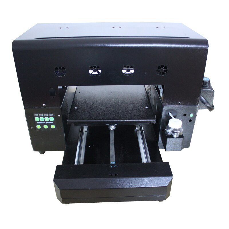 A3 size  Digital  food Flatbed Printer for l chocolate ,dragee, cookies etc printing