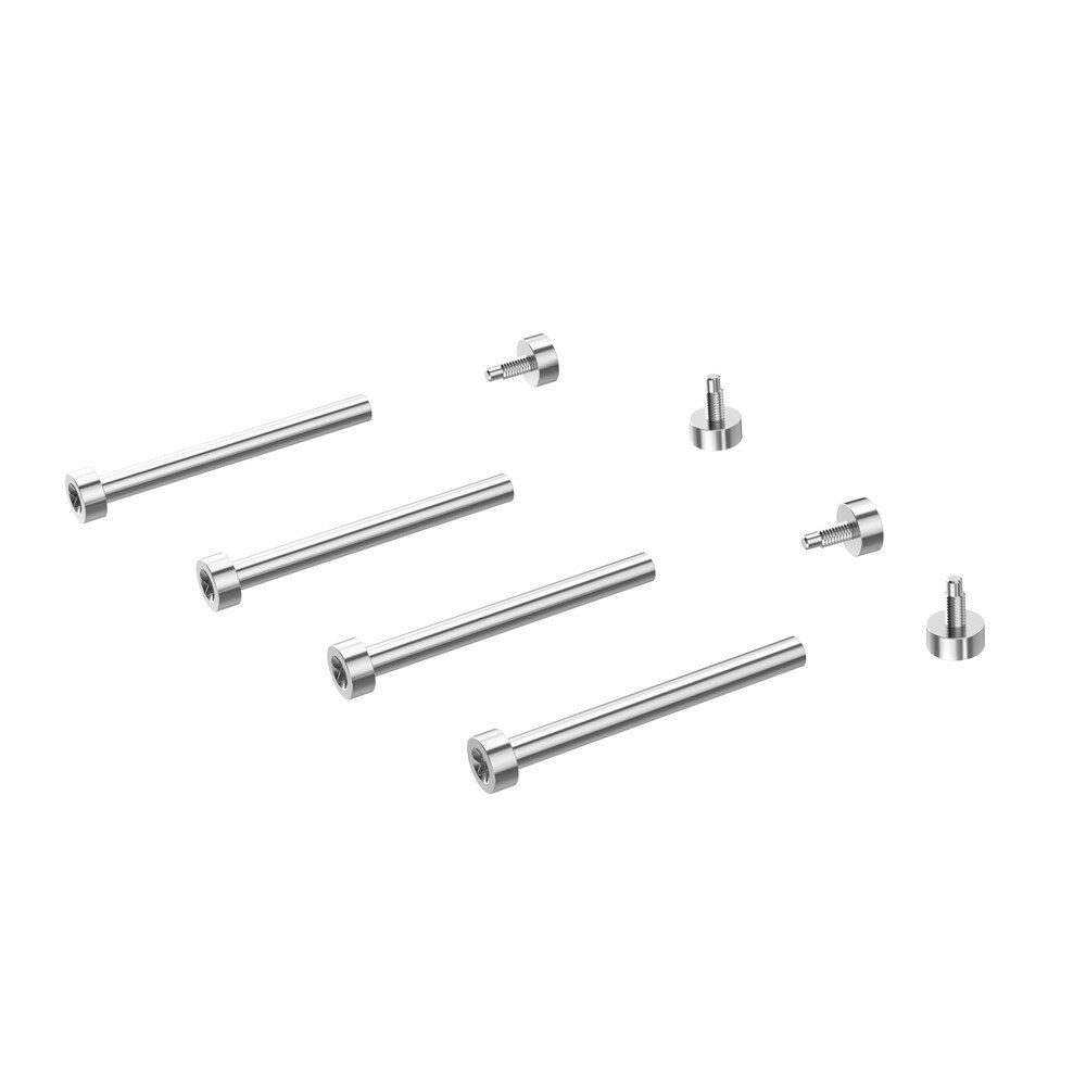 New 1 Pairs Stainless Steel Watchband Spring Bars Watch Pins For Garmin Fenix 5x/3 wearable devices smartwatch relogios 30
