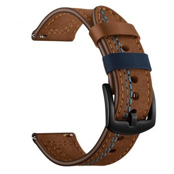 wristband Leather Replacement Watch Wrist Strap Band For Samsung Gear Sport Smart Watch Wearable Devices  10.16