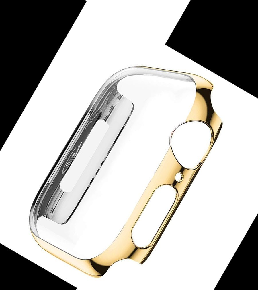 Cover For Apple watch case 4 5 44mm 40mm 42mm 38mm Iwatch series apple watch 4 3 2 1 Accessories bumper protective shell frame